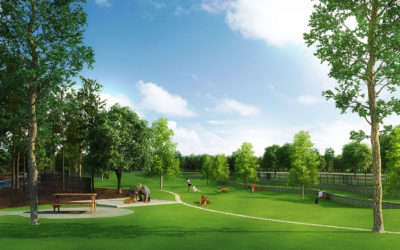 Gardening and Landscaping for Nature Parks